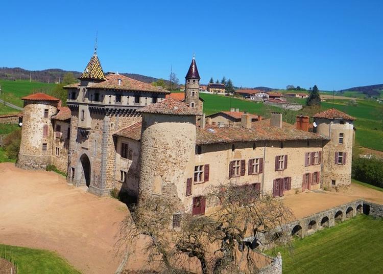 Visite Guidée Du Château à Pomeys
