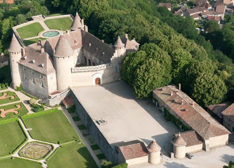 Visite Guidée Du Château à Virieu