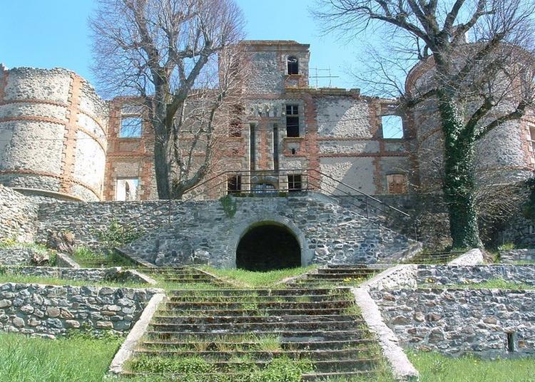 Visite Guidée Du Château à Salledes