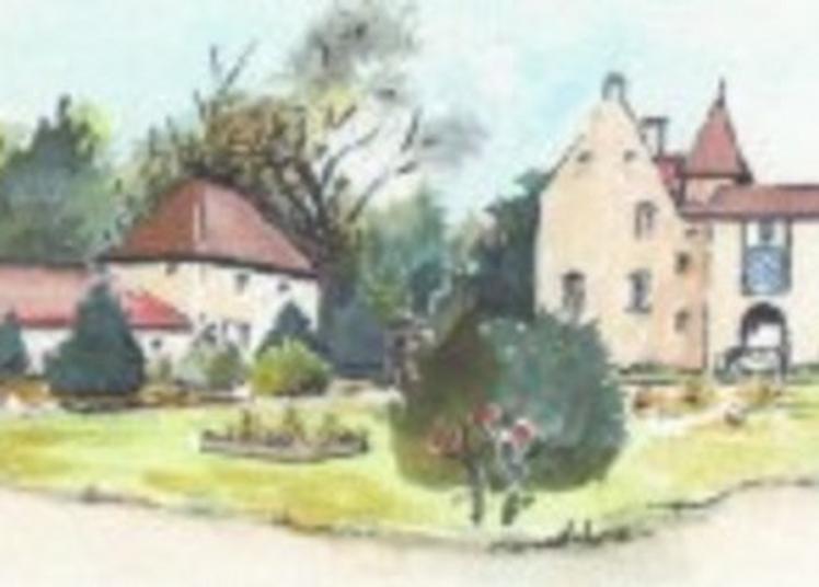 Visite Guidée Du Château à Saint Bonnet de Rochefort