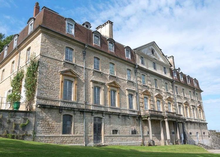 Visite Guidée Du Château D'arlay à Arlay