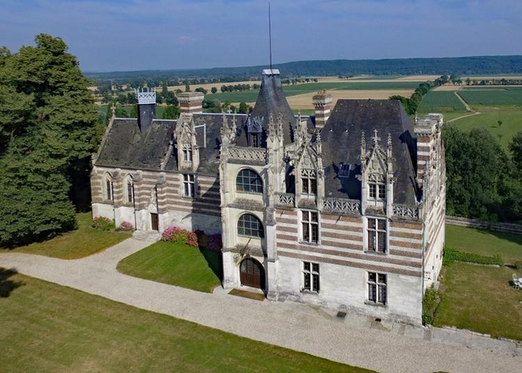 Visite Guidée Du Château D'etelan à Saint Maurice d'Etelan