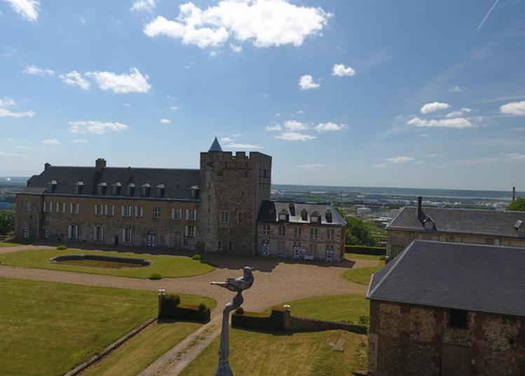 Visite Guidée Du Château D'orcher Et Des Jardins à Gonfreville l'Orcher
