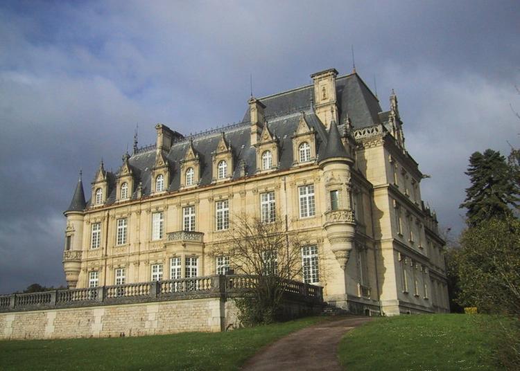 Visite Guidée Du Château De Brochon