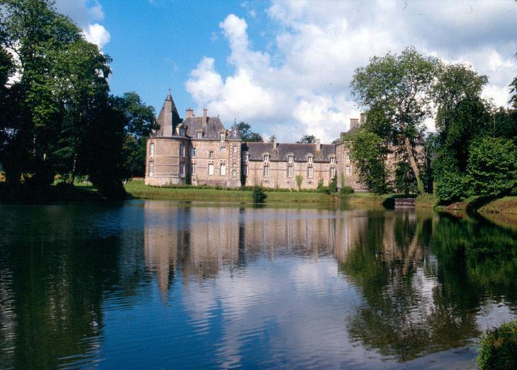 Visite Guidée Du Château De Canisy