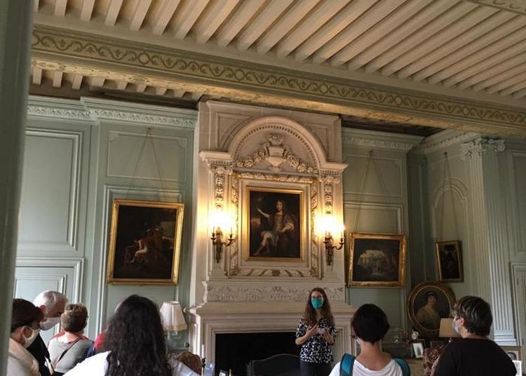 Visite Guidée Du Château De Fontaine-henry à Fontaine Henry