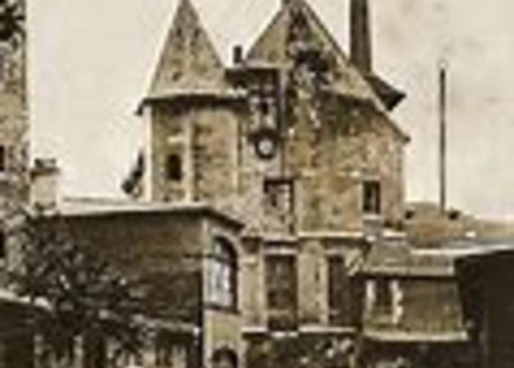 Visite Guidée Du Château De La Reine Blanche (bâtiments Des Xvie Et Xviie Siècles) à Paris 13ème