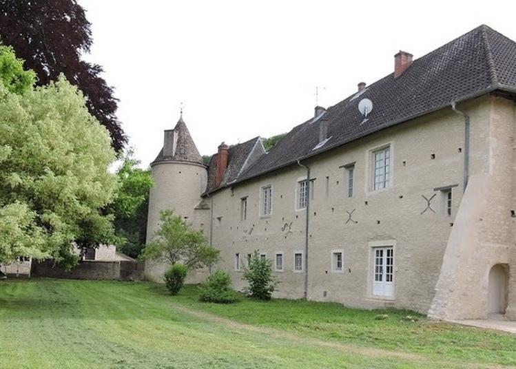 Visite Guidée Du Château De Lugny
