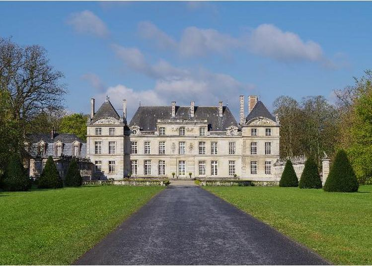 Visite guidée du château de Raray