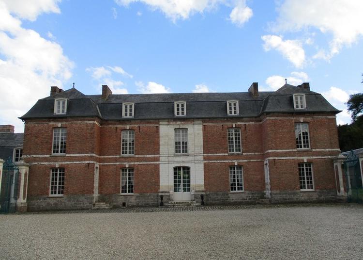 Visite Guidée Du Château De Romesnil à Nesle Normandeuse