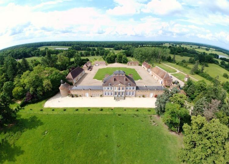 Visite Guidée Du Château De Saint-augustin à Chateau sur Allier