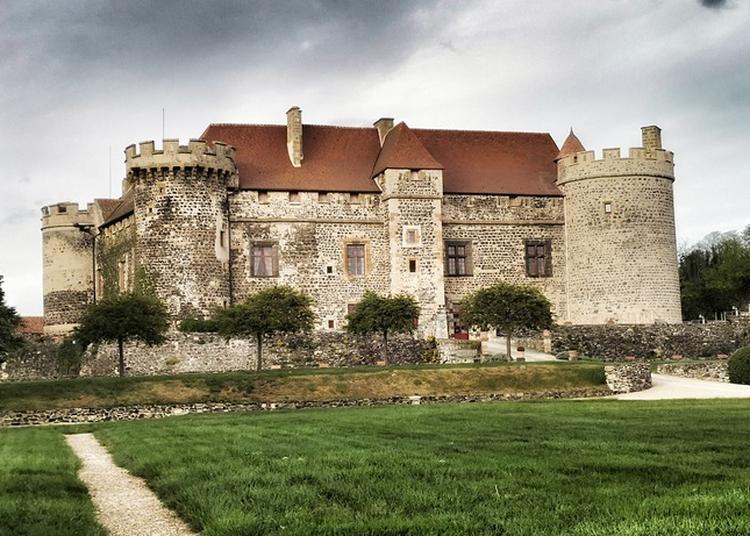 Visite Guidée Du Château De Saint Saturnin Et Découverte De La Tour Des Reines Restaurée En 2017-2018.