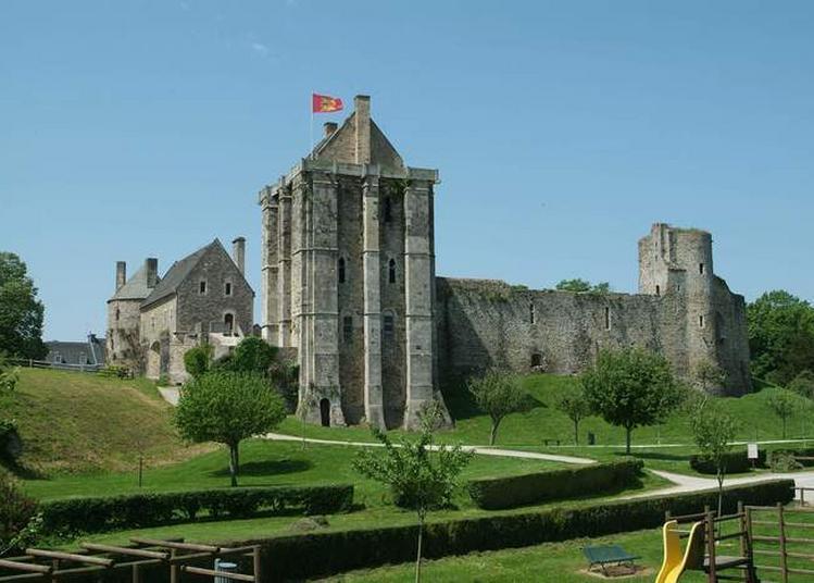 Visite Guidée Du Château De Saint-sauveur-le-vicomte à Saint Sauveur le Vicomte