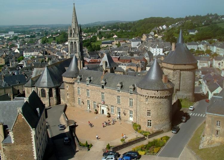 Visite Guidée Du Château De Sillé-le-guillaume à Sille le Guillaume