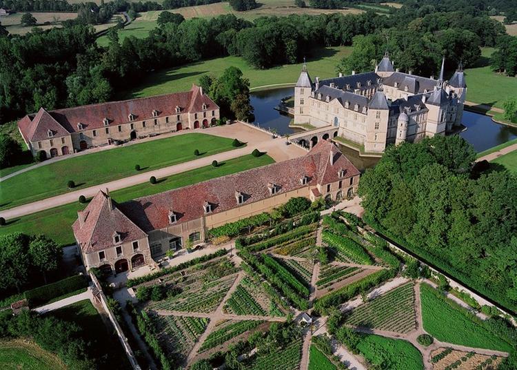 Visite Guidée Du Château De Sully