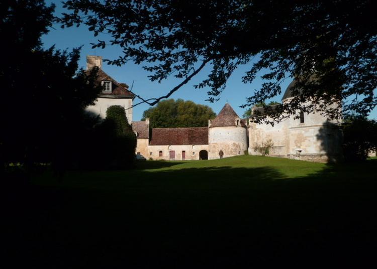 Visite Guidée Du Château De Vicques