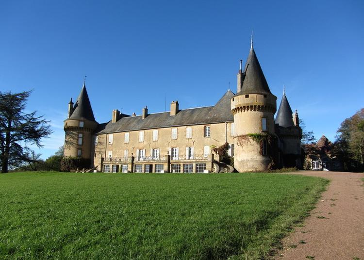 Visite Guidée Du Château De Villemolin à Anthien