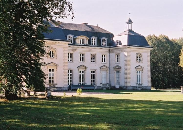 Visite Guidée Du Château Du Buisson De May à Saint Aquilin de Pacy