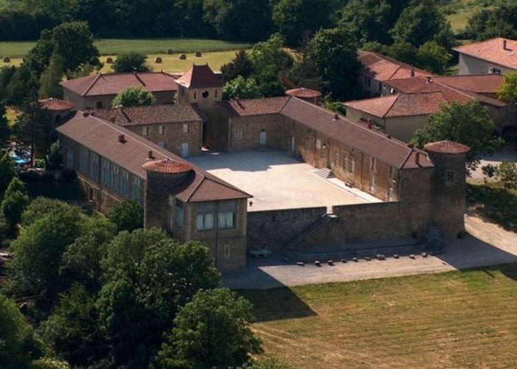 Visite Guidée Du Château Et De L'eglise à Montseveroux