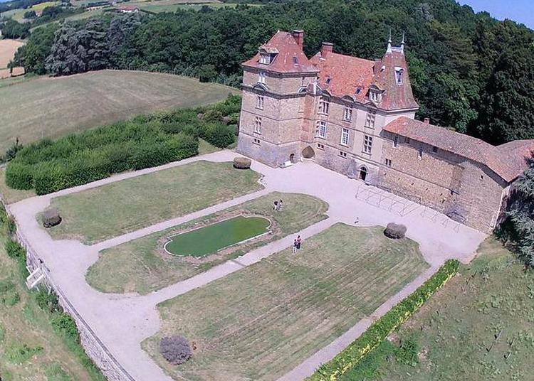 Visite Guidée Du Château Et Exposition à Moissieu sur Dolon