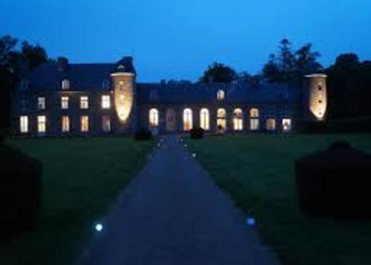 Visite Guidée Du Château Illuminé à Pontecoulant