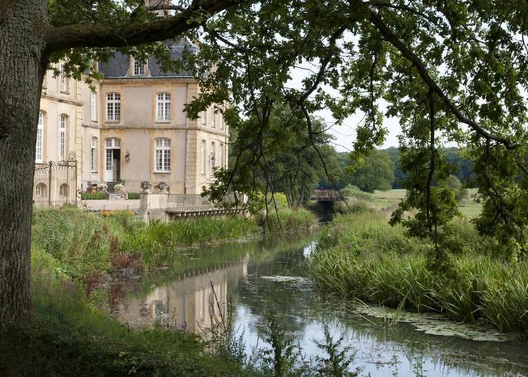 Visite Guidée Du Château Par La Famille De Pange