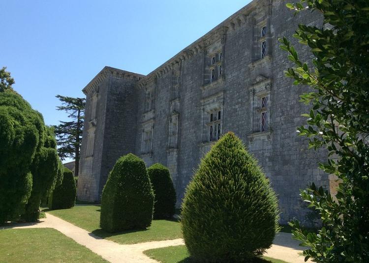 Visite Guidée Du Château Renaissance à Gramont