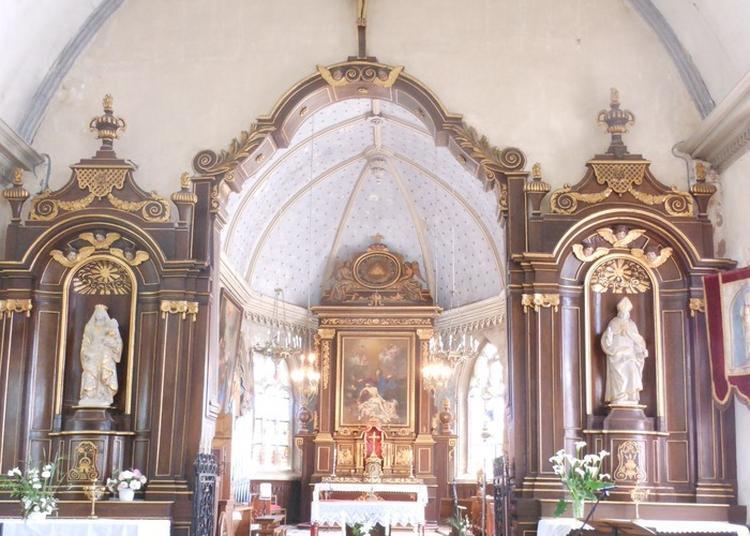 Visite Guidée Du Chêne D'allouville Et De L'église à Allouville Bellefosse