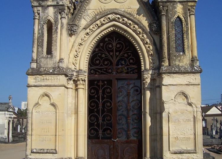 Visite Guidée Du Cimetière Jean Gautherin à Nevers