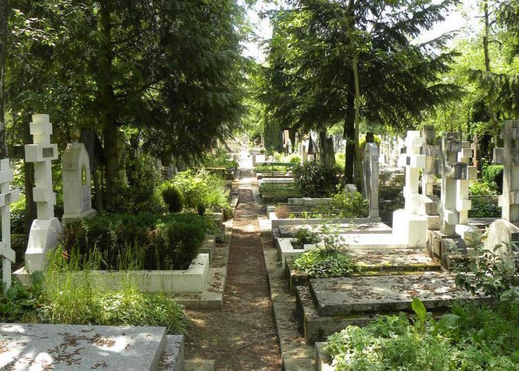 Visite Guidée Du Cimetière Russe à Sainte Genevieve des Bois