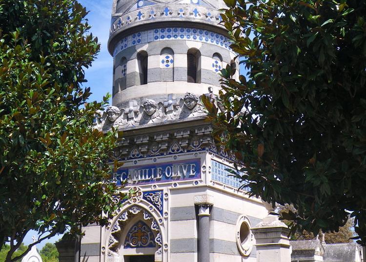 Visite Guidée Du Cimetière Saint-pierre à Marseille