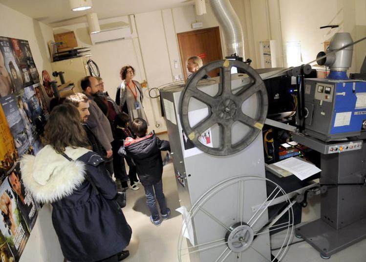 Visite Guidée Du Cinéma à Saint Avold