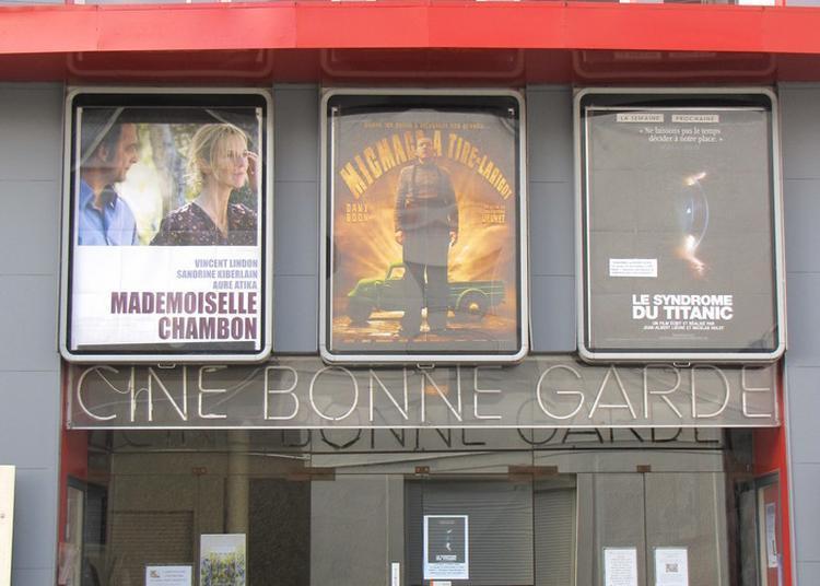 Visite Guidée Du Cinéma Bonne Garde à Nantes