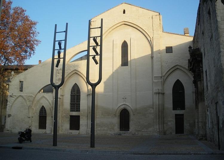 Visite Guidée Du Cloître Des Célestins à Avignon