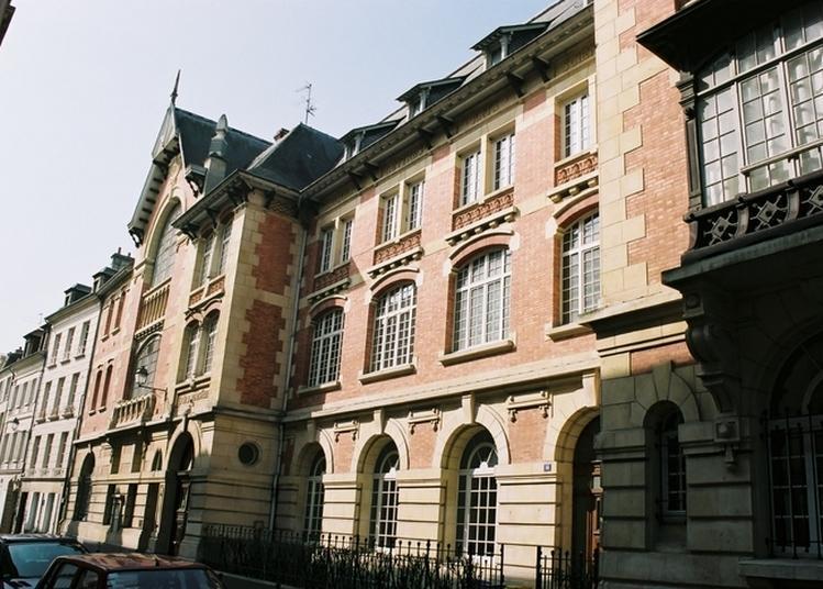 Visite Guidée Du Collège Pasteur à Caen