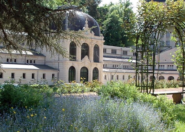 Visite Guidée Du Complexe Thermal à Saint Honore les Bains
