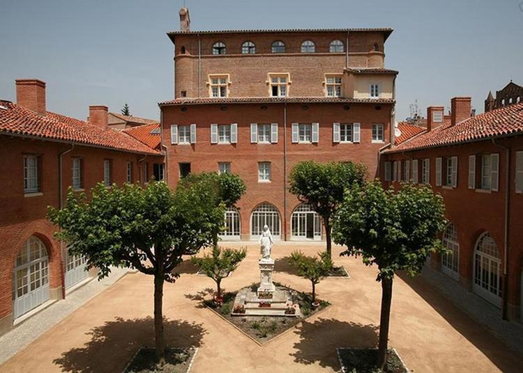 Visite Guidée Du Couvent Des Soeurs De Notre-dame-de-la-compassion Et Collège De Foix à Toulouse