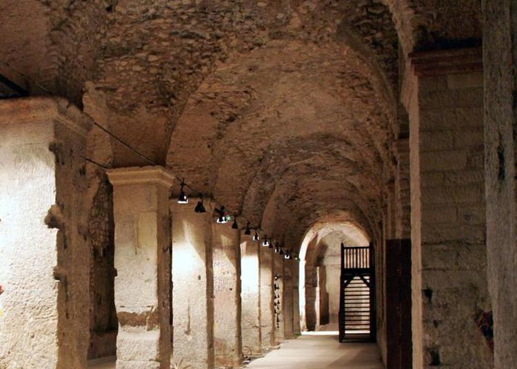 Visite Guidée Du Cryptoportique Gallo-romain à Reims