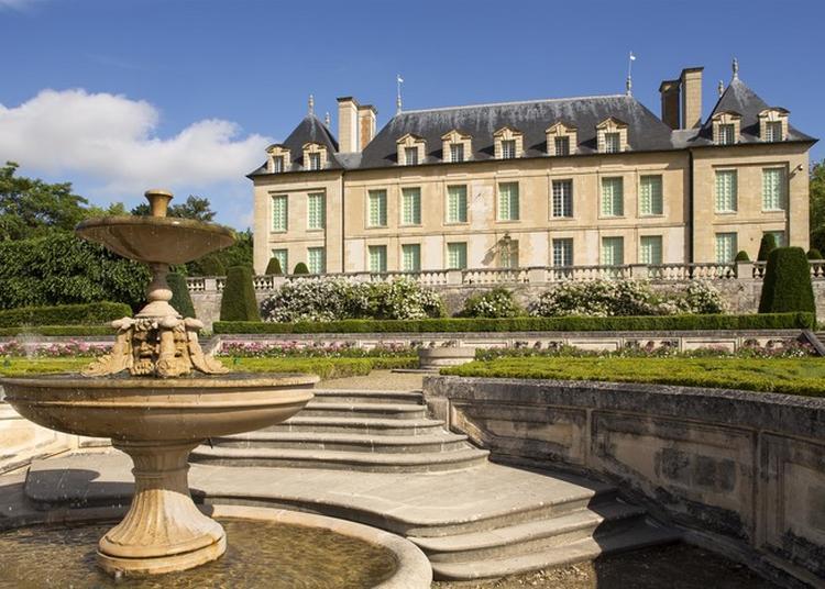 Visite Guidée Du Domaine De Léry à Auvers sur Oise