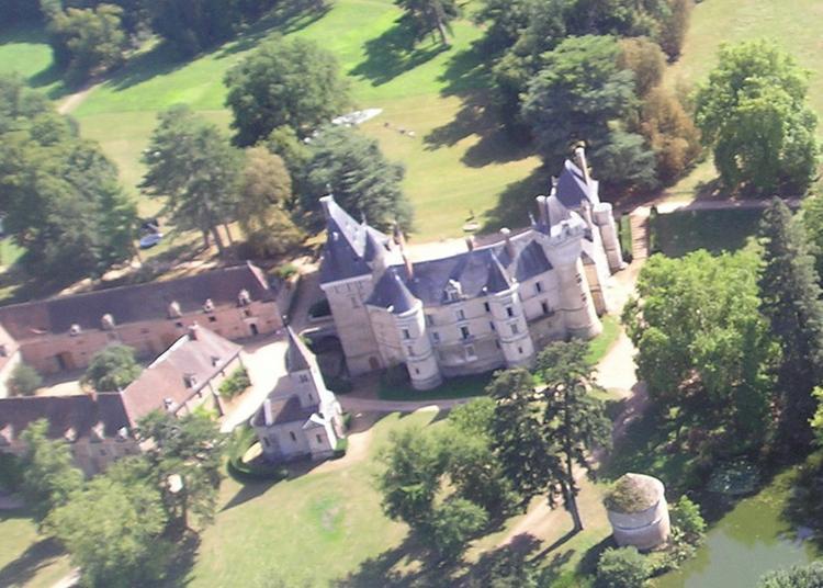Visite Guidée Du Domaine Du Château De Bresse-sur-grosne à Bresse sur Grosne