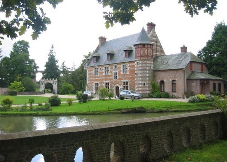 Visite Guidée Du Domaine Du Château De Mirville