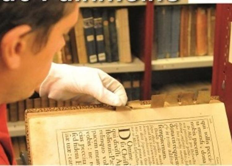 Visite Guidée Du Fonds Ancien De La Bibliothèque Municipale à Montivilliers