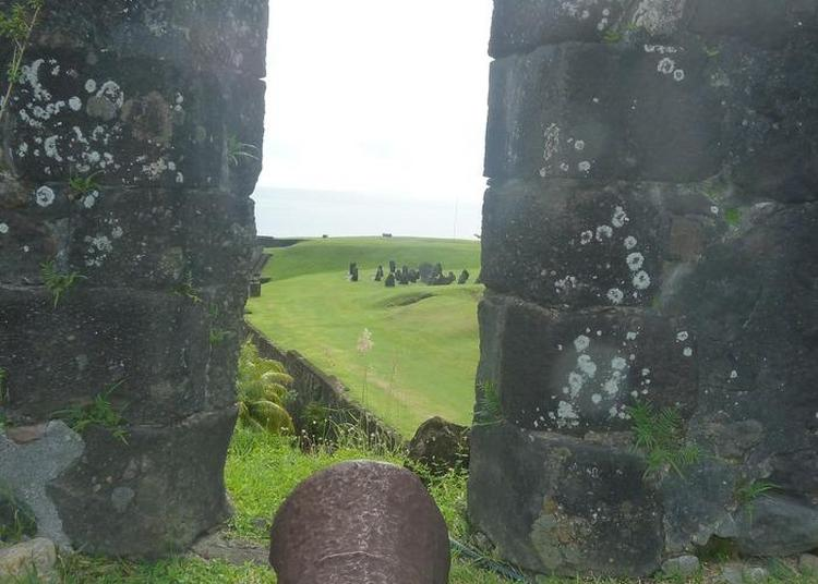 Visite Guidée Du Fort à Basse Terre