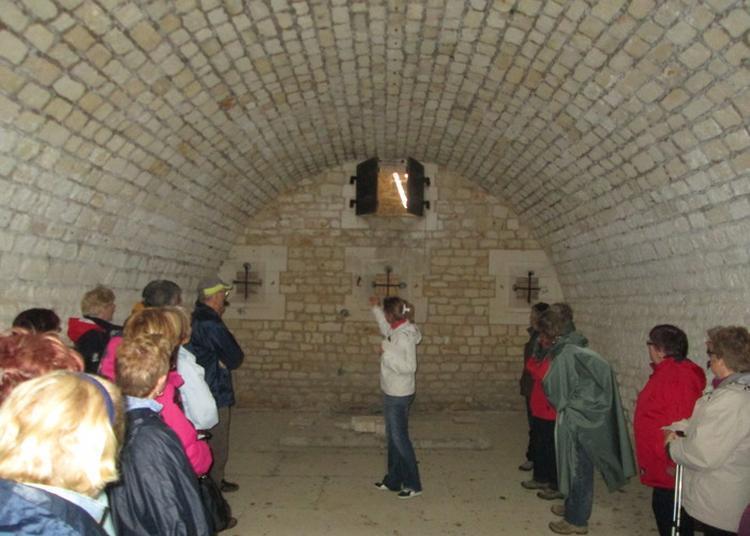 Visite Guidée Du Fort De L'Île Madame à Port des Barques
