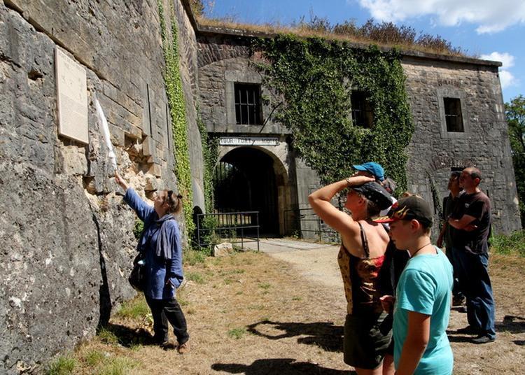 Visite Guidée Du Fort De La Miotte à Belfort