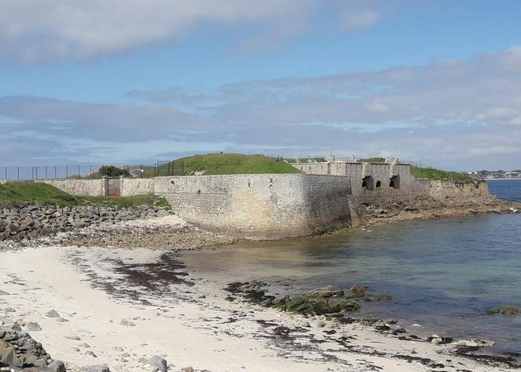 Visite Guidée Du Fort De Porh Puns - Gâvres à Plouhinec