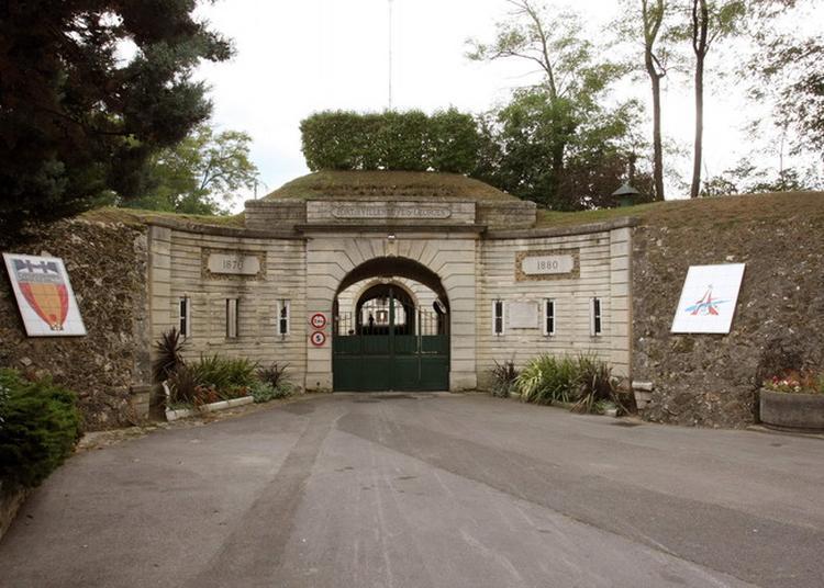 Visite Guidée Du Fort Des Sapeurs-pompiers à Villeneuve saint Georges