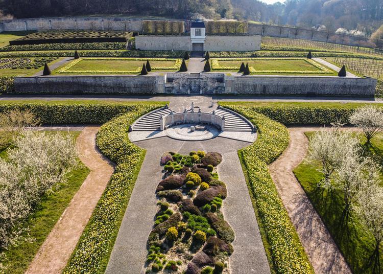 Visite Guidée Du Jardin à Saint Martin de Boscherville