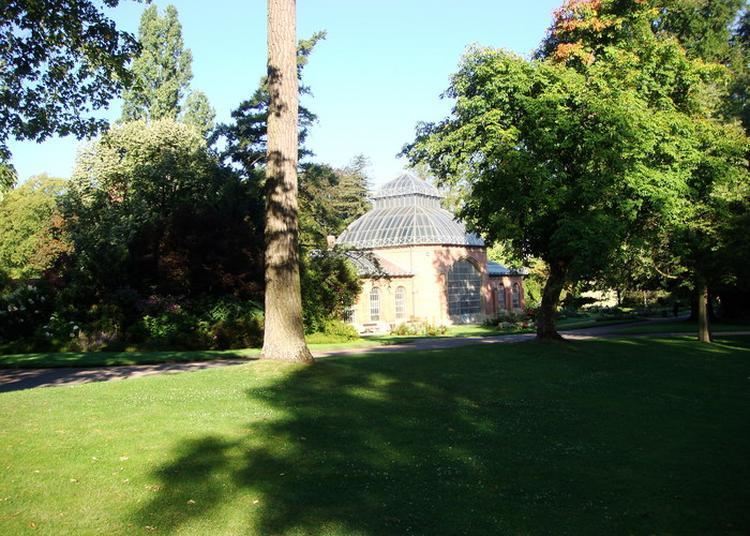 Visite Guidée Du Jardin Botanique à Metz