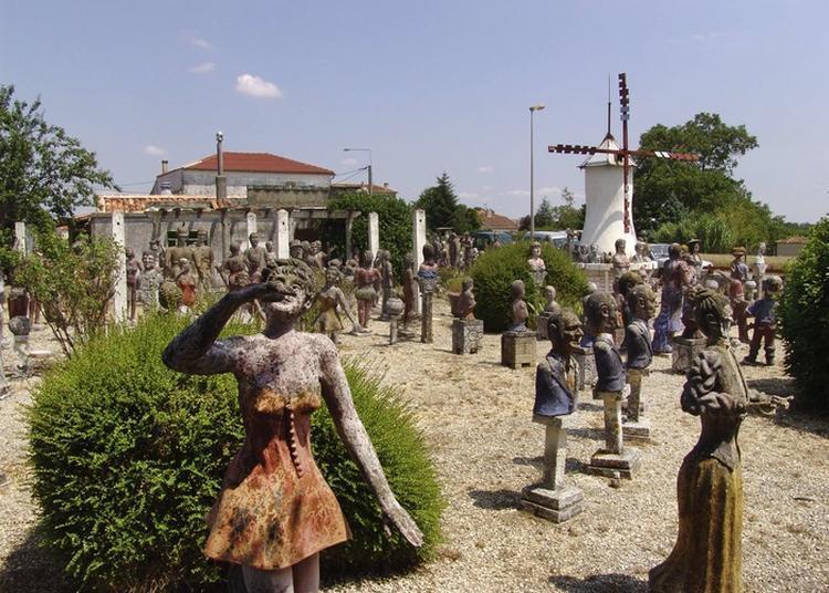 Visite Guidée Du Jardin De Gabriel à Nantille